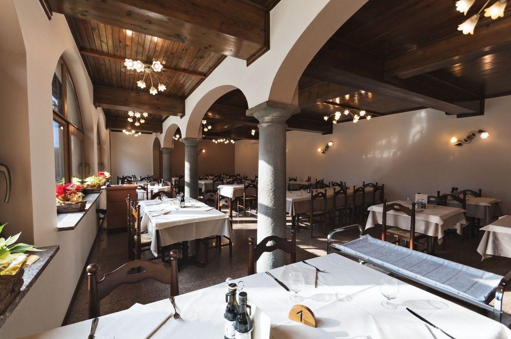 interni Da Pacio miglior ristorante